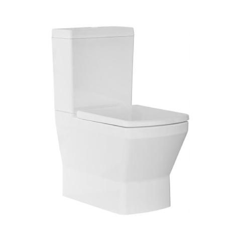 Bien Banyo - Bien Banyo Neptün Duvara Dayalı Rezervuarlı Klozet