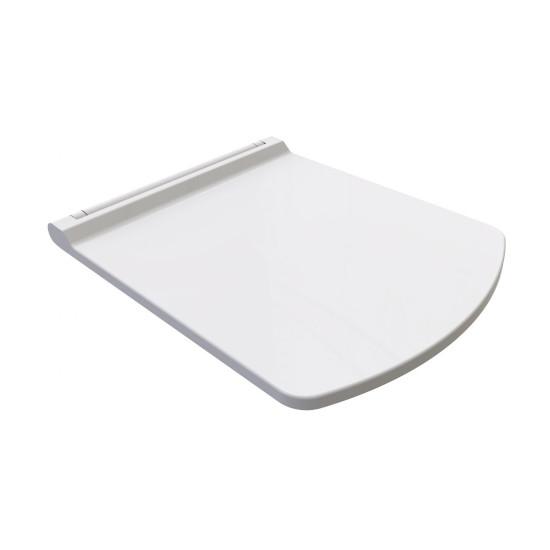 Bien Banyo - Bien Banyo Salvo Monoslim Proplast Yavaş Kapanan Klozet Kapağı Alpin Beyazı