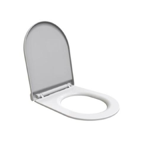 Bien Banyo - Bien Banyo Solo Monoslim Proplast Yavaş Kapanan Klozet Kapağı Buz Beyazı
