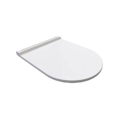 Bien Banyo - Bien Banyo Vento Monoslim Proplast Yavaş Kapanan Klozet Kapağı Alpin Beyazı