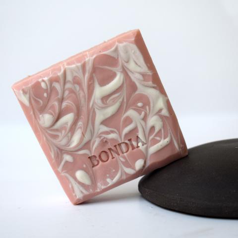Bondia Soap - Bondia Soap Ebruli Lavanta Sabun