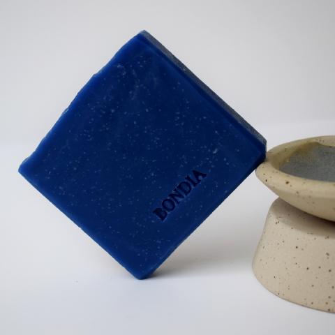 Bondia Soap - Bondia Soap Mavi Karanfil Sabun