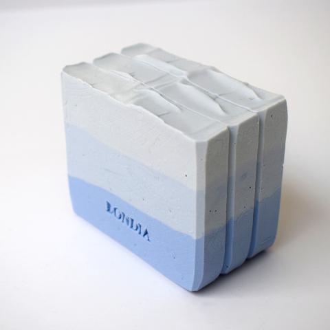 Bondia Soap - Bondia Soap Pastel Mavi Sabun