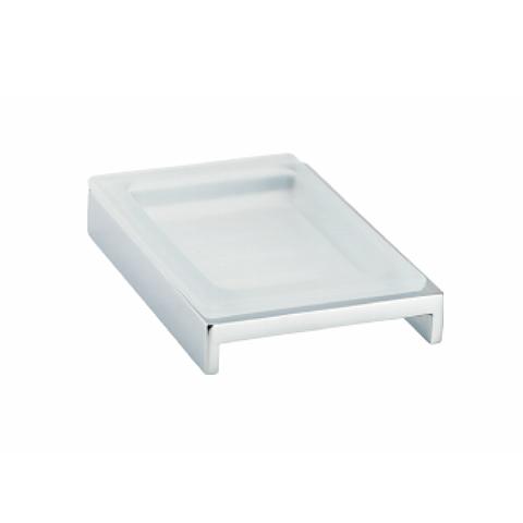 Çelik Banyo - Çelik Banyo Kumru Set Üstü Sabunluk