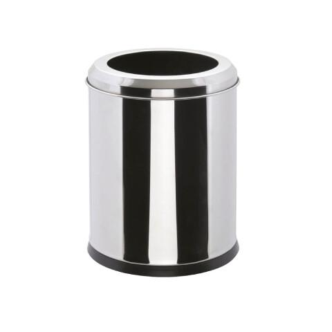 Creavit - Creavit Kapaksız Çöp Kovası 12 lt