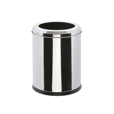 Creavit - Creavit Kapaksız Çöp Kovası 5 lt