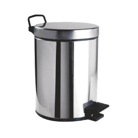 Creavit - Creavit Pedallı Çöp Kovası 5 lt