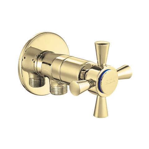 ECA - ECA Quadrille Ara Taharet Musluğu Altın