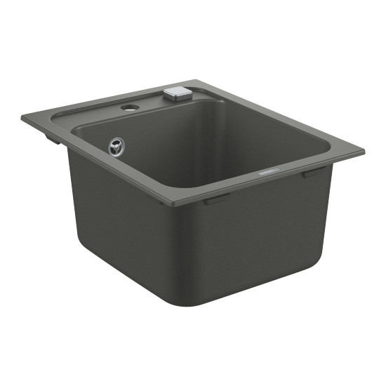 Grohe - GROHE K700 Kompozit Eviye 400x500 mm Gri Granit
