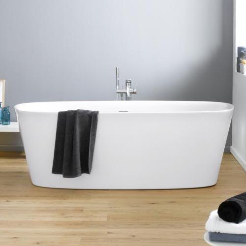 Ideal Standard - Ideal Standard Dea 180 cm Özgür Akrilik Küvet Mat Beyaz