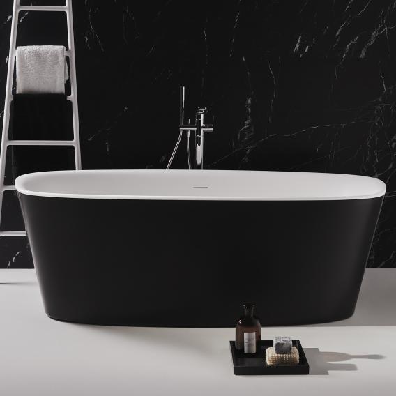 Ideal Standard - Ideal Standard Dea 180 cm Özgür Akrilik Küvet Siyah