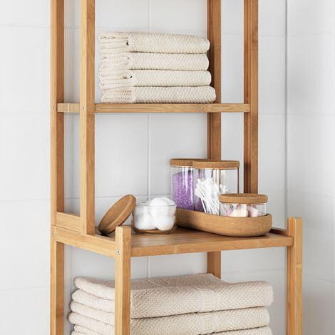 IKEA SAXBORGA Banyo Seti Cam/Mantar