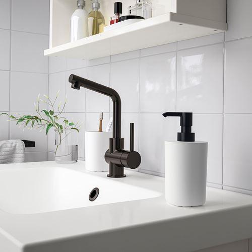 IKEA STORAVAN Banyo Seti Beyaz