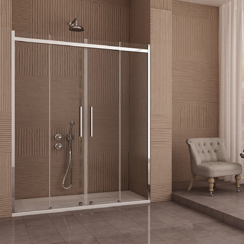 Kabinet - Kabinet Softline Duş Kabin 160 cm