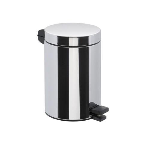 Kare Banyo - Kare Banyo Soft Pedallı Çöp Kovası 5 lt
