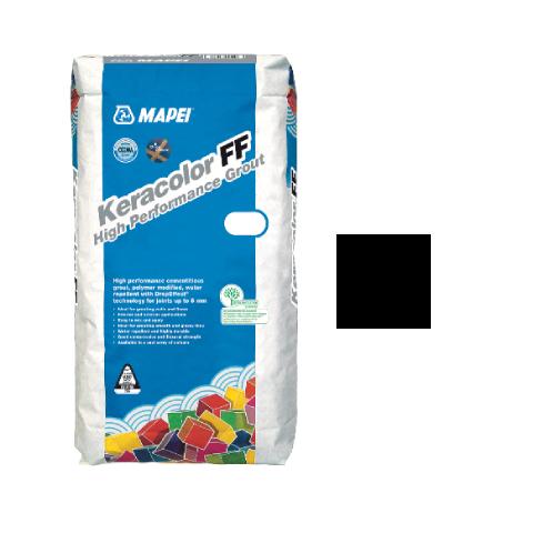 Mapei - MAPEI Keracolor FF 120 Derz Dolgu Malzemesi Siyah 20 kg
