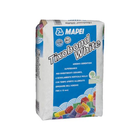 Mapei - MAPEI Tixobond Çimento Esaslı Yapıştırıcı Beyaz