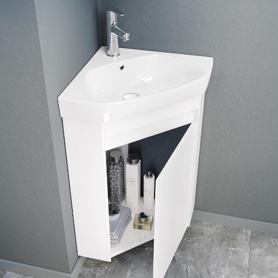 Orka Banyo - Orka Banyo Zag 45 cm Banyo Mobilyası Takımı