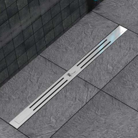 PH Dizayn - PH Dizayn Duş Kanalı Slim-Elegant Inox