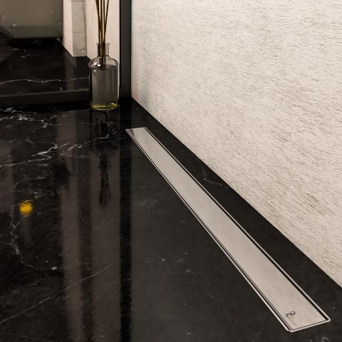 PH Dizayn - PH Dizayn Duş Kanalı Smartline-Linear Inox