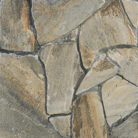 Termal Seramik 42,5x42,5 cm Vadi Gri Yer Karosu